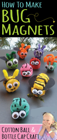 kids-bug-craft-bee-lady-bug-fly