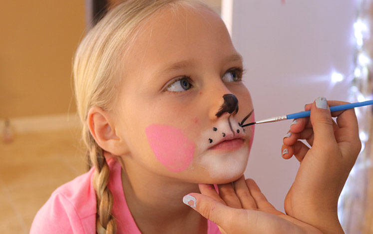 how-face-paint-bunny-whiskers
