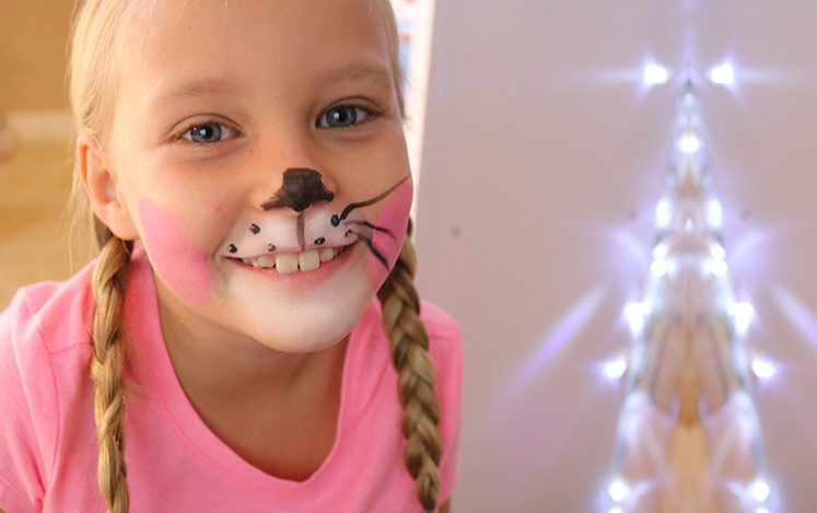 how-to-face-paint-bunny-nose