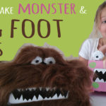 How to Make a Monster Box & Big Foot Box – Kleenex Box Craft