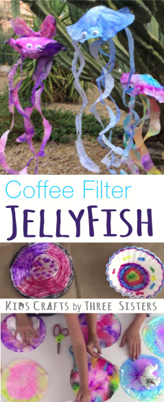 jellyfish craft-coffee-filter-craft