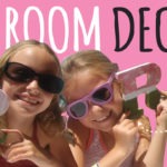 How to Decorate Room Letters – Wood or Cardboard
