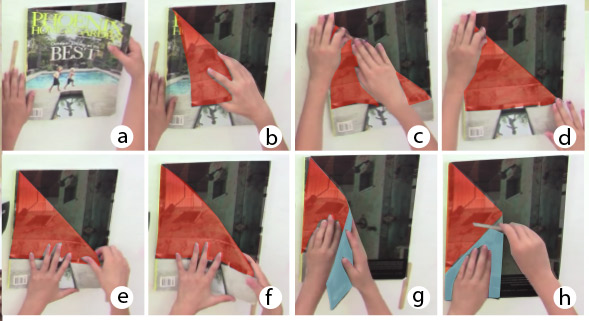 how-to-fold-magazine-angels