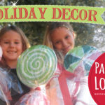How to Make Paper Plate Lollipops