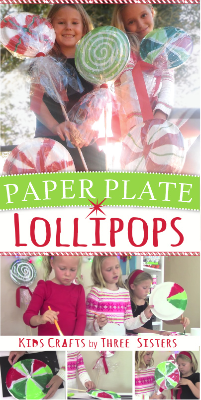 paper-plate-lollipops-kids-christmas-craft