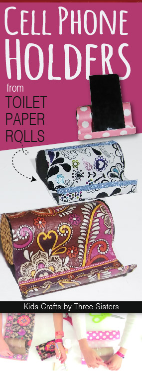 diy-phone-holders-toilet-paper-rolls