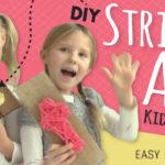 Easy String Art for Kids