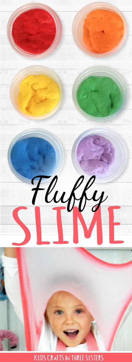 how-make-fluffy-slime-kids