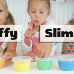 How to Make Fluffy Slime with Saline Solution
