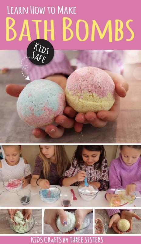 how-make-kids-safe-bath-bombs
