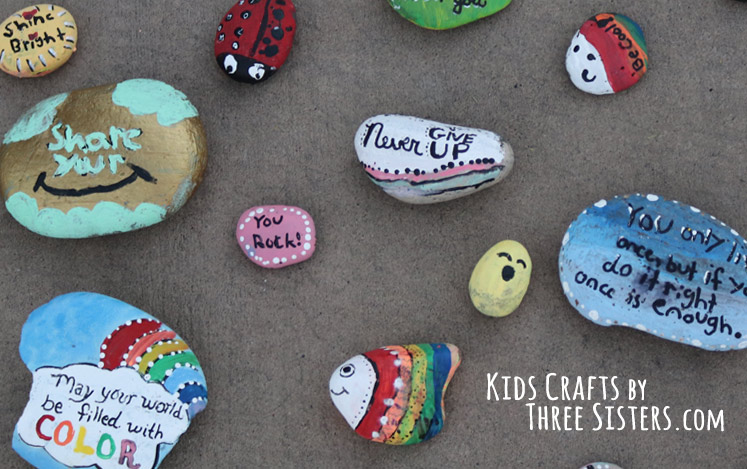 kindness-rocks-project-kids-craft-three-sisters-craft