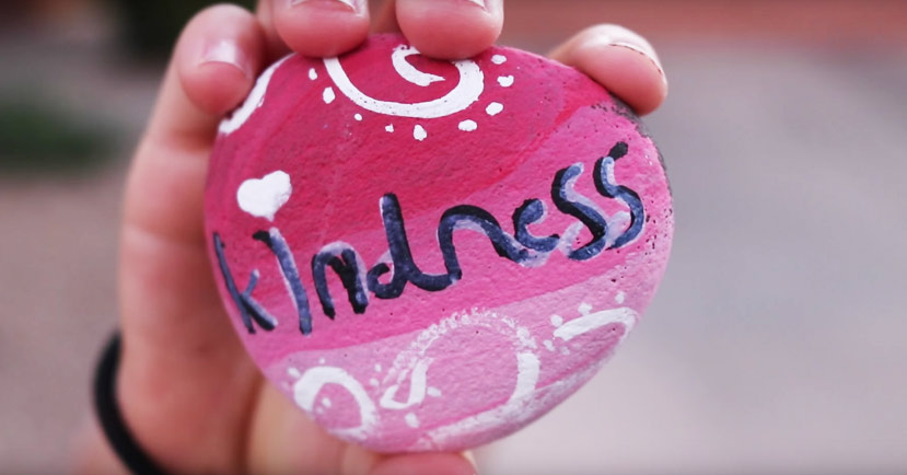 How To Paint Rocks For The Kindness Rocks Projectkids Crafts By