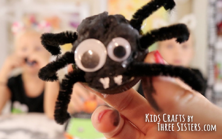 halloween-spider-craft-for-school