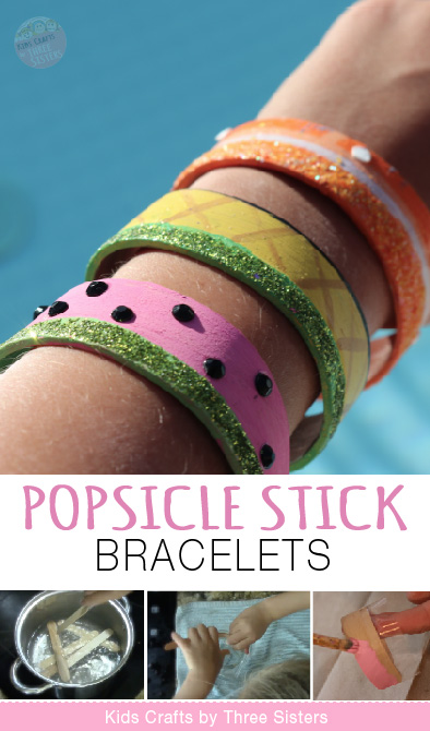 popsicle-stick-bracelets-summer-craft-three-sisters