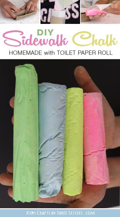 diy-sidewalk-chalk-toilet-paper-roll-summer-craft