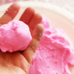 How to Make Edible Playdough with 2 Ingredients